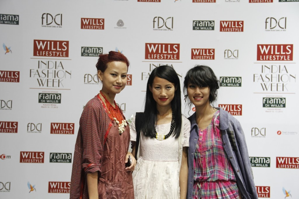 Wills India Fashion Week A/W 2013 with Péro by Aneeth Arora